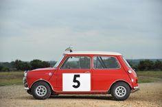1964 Mini Cooper Rally Saloon