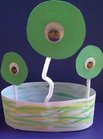 Early Childhood Education * Resource Blog: Outer Space Hat