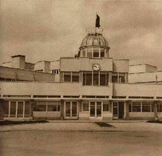 Vliegveld Deurne, 1932, bron GVA
