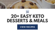 Keto Double Chocolate Chip Cookies (Better Than the Bakery!) – Keto Pots Keto Double Chocolate Chip Cookies (Better Than the Bakery! Keto Fat, Low Carb Keto, Double Chocolate Chip Cookies, Chocolate Dipped, 16 Bars, Peanut Butter Fat Bombs, Keto Cream, Keto Dessert Easy, Grass Fed Butter