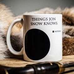 Tazza Jon Snow