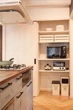 広くて2人で作業も楽ちん! 夫婦共働き家族の憧れキッチンが完成 | スーモジャーナル - 住まい・暮らしのニュース・コラムサイト