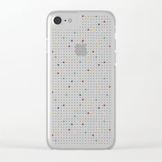Pin Point New Clear iPhone Case by Project M | Society6