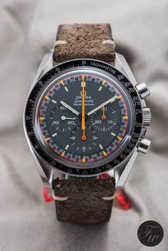 Watches Ideas Omega Speedmaster Racing Discovred by : Todd Snyder Omega Speedmaster Racing, Sport Watches, Cool Watches, Men's Watches, Swiss Army Watches, Luxury Watches For Men, Vintage Watches For Men, Beautiful Watches, Quartz Watch