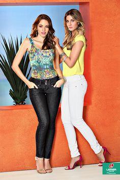 Lemier Jeans Premium   Summer 2015   Verão 2015   body estampado feminino; calça jeans feminina; jeanswear; look feminino.