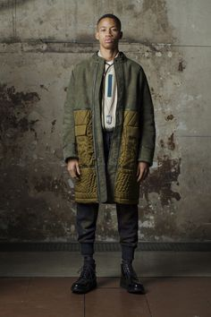 OAMC FW16.  menswear mnswr mens style mens fashion fashion style campaign lookbook oamc