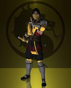 Scorpion (Grandmaster Hasashi) by lonelygoer on DeviantArt Scorpion Mortal Kombat, Mortal Kombat Games, Mortal Kombat Ultimate, Mortal Kombat X Wallpapers, Claude Van Damme, Video Game Art, Video Games, Ninja Art, Sega Mega Drive