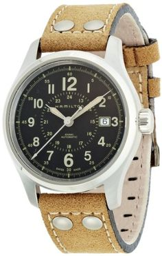 Hamilton Khaki Aviation H70595593 Men's watch Aviation Watch Price Β£590 http://www.thesterlingsilver.com/product/glycine-incursore-automatic-pvd-coated-stainless-steel-mens-strap-watch-black-dial-calendar-3874-99t/