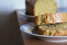 Cake express à la purée d'amandes — .