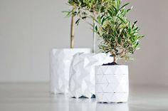 Ame Design - amenidades do Design . blog: Vaso que cresce com a planta