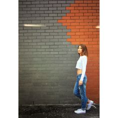 Photograph taken by me for my folio. Style - 'Boyfriend'