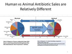 Human vs Animal Antibiotic Sales are Relatively Different | Hurd Health: Animal Health and Food Safety