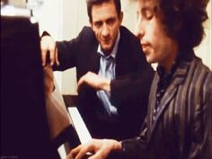 bob dylan johnny cash 1966 no direction home outtake