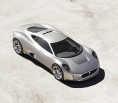La Jaguar C-X75 en édition limitée