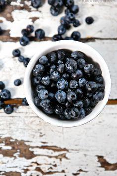 Sparkling Blueberry Ginger Iced Tea | FamilyFreshCooking.com