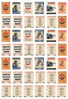 Recalcitrant Daze: Propaganda and Information Posters