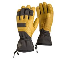 Reduced winter gloves for women - Black Diamond Patrol Glove Best Black, Black And Grey, Best Winter Gloves, Black Diamond Equipment, Leather Work Gloves, Snowboard Gloves, Glove Liners, North Face Kids, Ugg
