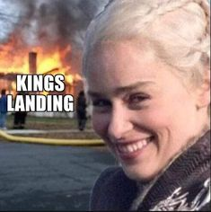 26 Funny Game of Thrones Memes That Might Help the Burn of S. - 26 Funny Game of Thrones Memes That Might Help the Burn of Season 8 Game Of Thrones Meme, Gsme Of Thrones, Arte Game Of Thrones, Game Of Thrones Tattoo, Game Of Thrones Westeros, Got Memes, Find Memes, Memes Humor, Mother Of Dragons