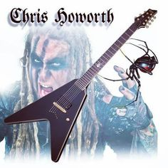 The amazing Chris Howorth ❤ (credit unknown)