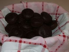 Weight Watchers Brownie Muffins - Points Per Muffin = 1 from Food.com: This recipe came to me by one of my co-workers today, Nina. It was given to Nina at one of our local Weight Watchers meetings. I hope you all enjoy this. Thanks Nina! :-)