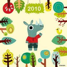 Cute illustration by Marion Billet :)