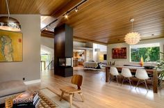 Fabulous midcentury modern home with inviting warmth How To Give Your Home A Captivating Mid Century Modern Style