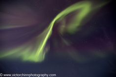 Two back-to-back solar flares had an awesome effect on the atmosphere %u2014 a stunning light show in the skies above Alaska.[Full Story: Spectacular Auroras Light Up Alaska Skies (Photos)]