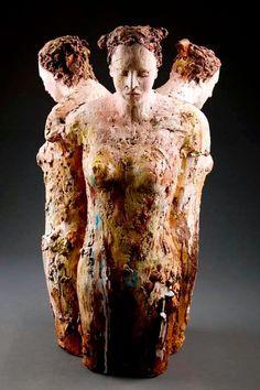 Debra Fritts escultura
