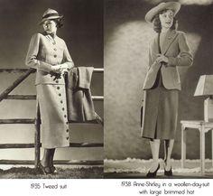 1930s working class fashion - Google Search