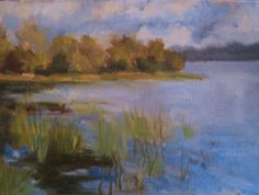 Lough Ramor Co on panel. Landscapes, Paintings, Oil, Paisajes, Scenery, Paint, Painting Art, Painting, Painted Canvas