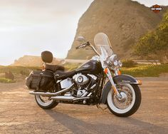 H-D Heritage Softail Classic