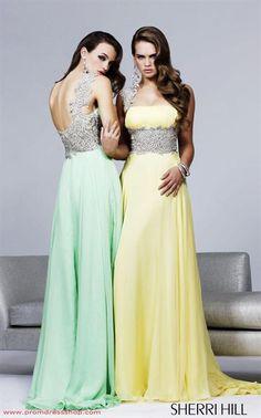 Sherri Hill 1476 at Prom Dress Shop