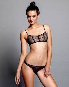 SHEER SEXY BALCONETTE BRA @ Love|Haus