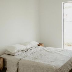 Deiji Studios linen 100% stone washed French linen