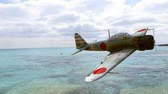 1939 Mitsubishi A6M Zero by melkorius.deviantart.com on @DeviantArt