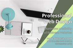 Professional #web #design maximizes credibility of #business #websites The first step towards making a website credible and building trust with prospects is the professional design of the website and its key pages. Here is a discussion on the importance of webpage design for maximum credibility of business websites. http://dbanerjee.com/credibility-of-business-websites/
