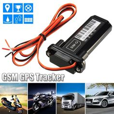 Waterproof Builtin MINI Battery GSM GPS tracker 1