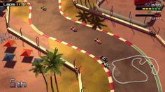 Arcade racer Grand Prix Rock 'N Racing coming to Wii U eShop tomorrow , http://goodnewsgaming.com/2016/09/arcade-racer-grand-prix-rock-n-racing-coming-to-wii-u-eshop-tomorrow.html