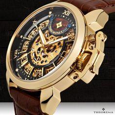 Theorema Newton Diamond Automatics http://jewellery-depo.com