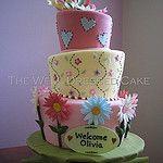 Olivia par The Well Dressed Cake