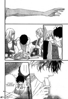 Ao Haru Ride Manga Ch.11 Page 30 // this moment was so cute <3