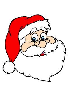 cute santa face svg mtc cricut pinterest santa face santa rh pinterest com santa face clip art black and white santa face clipart round