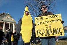 The Westboro Baptist Church is banned from Canada: | 38 Reasons Everything Is Way Better In Canada