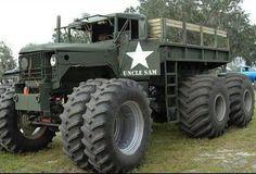 Military MEGA 4x4