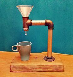 Coffee maker Desk Lamp, Table Lamp, V60 Coffee, Coffee Maker, Kitchen Appliances, Home Decor, Coffee Maker Machine, Diy Kitchen Appliances, Table Lamps