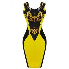 Stylish Ladies Women Casual Sleeveless High Waist Backless Floral Lace Sexy Bodycon Mini Party Dress