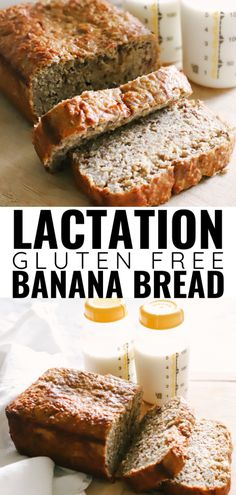 A delicious and healthy way to boost your milk supply in a hurry. For richer, nutrient-dense breast milk when breastfeeding. women's health | boost milk supply | milk flow | breastmilk | debittered brewer's yeast | flaxseed | oatmeal | gluten-free | lactation recipes | lactation banana bread | gluten-free | healthy | postnatal | postpartum | pumping | breastfeeding supplements | breastfeeding tips | Increase Milk Supply | Motherhood | Nursing Breastfeeding Supplements, Breastfeeding Tips, Gluten Free Banana Bread, Lactation Recipes, Balanced Life, Tasty, Yummy Food, Top Trending, Milk Supply