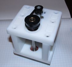 New Brushless DC Router Spindle at Buildlog.Net Blog