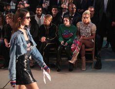 Lady Gaga'nın Tommy Hilfiger Defilesi Stili - InStyle Türkiye