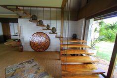 Floating stairs- Hawaiian flavor